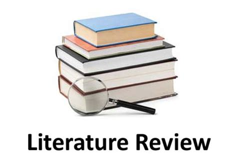 LITERATURE REVIEW ON THE ECONOMICS OF COMMON PROPERTY